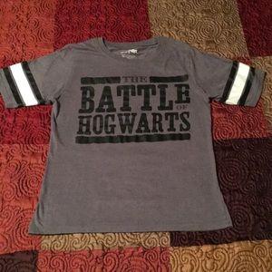 Battle of Hogwarts Shirt